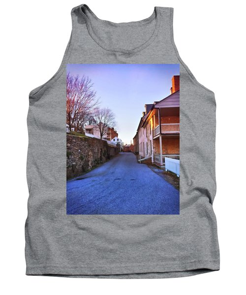 Streets Of Harpers Ferry Tank Top