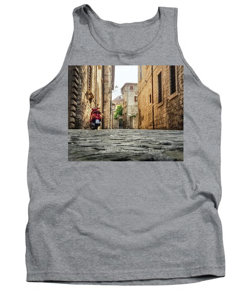 Streets Of Italy Tank Top