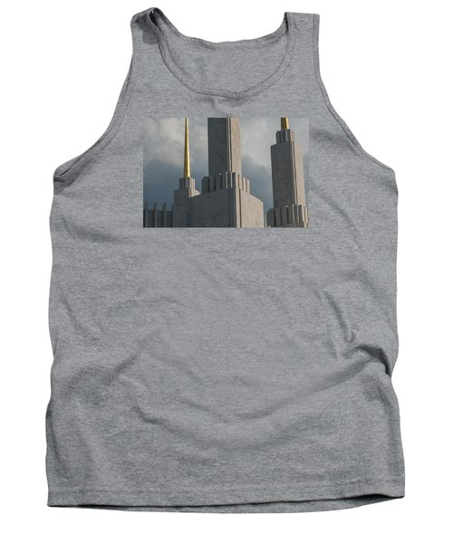 Strength And Power Tank Top