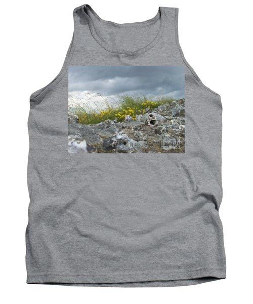 Striking Ruins Tank Top