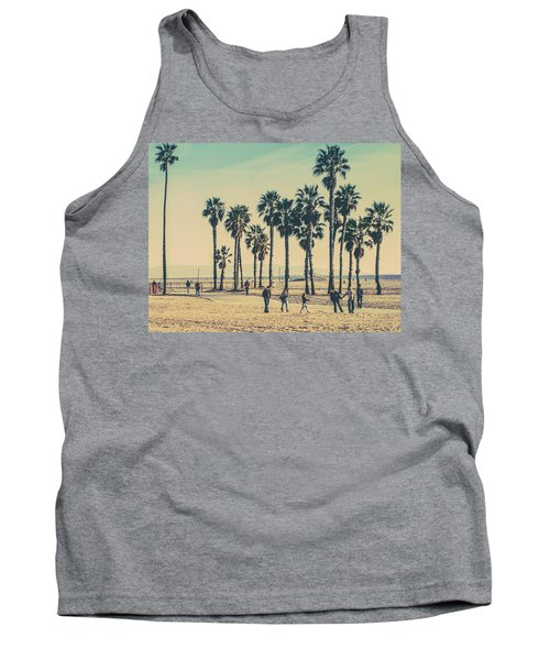 Stroll Down Venice Beach Tank Top