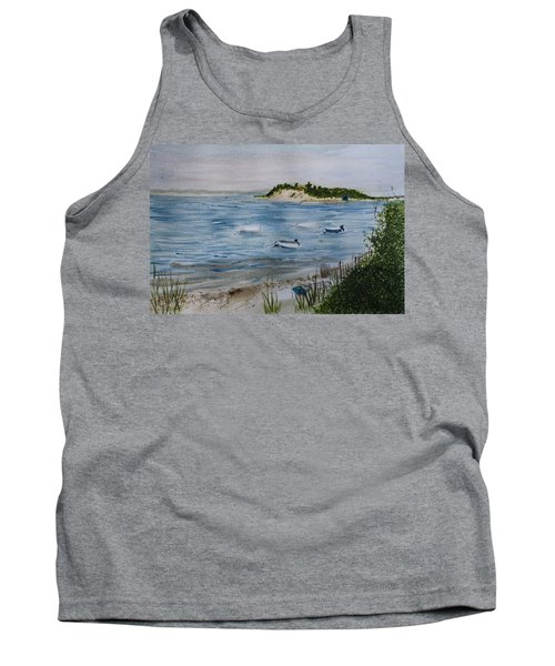 Strong Island Tank Top
