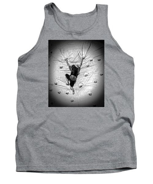 Struggle To Acheive Tank Top by Phil Cardamone