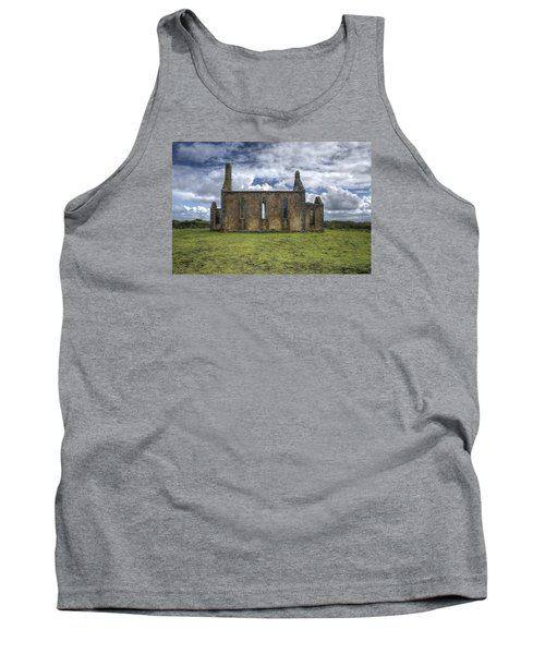 Stthomas Church In Aran Islands, Inis Mor Tank Top