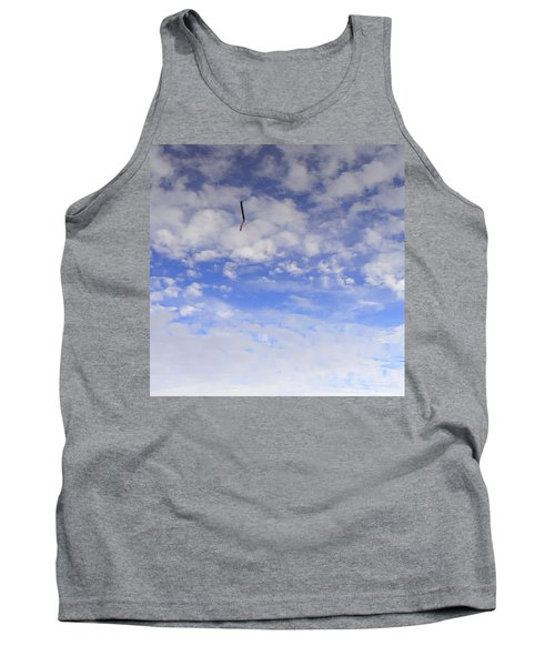 Stuck In The Clouds Tank Top