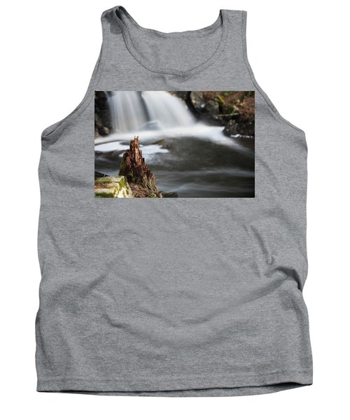 Stumped At The Secret Waterfall Tank Top