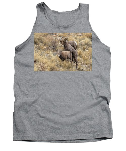 Committed To The Cause Tank Top