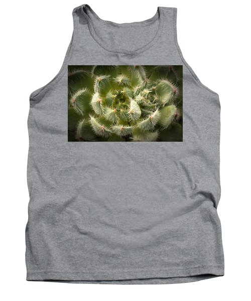 Succulent Pride  Tank Top by Catherine Lau