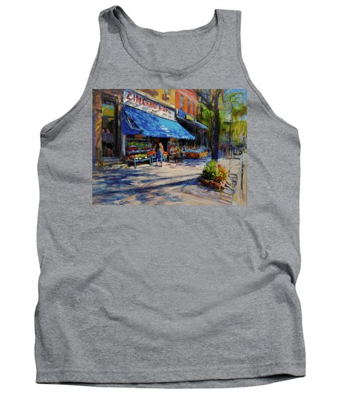 Summer Afternoon, Columbus Avenue Tank Top