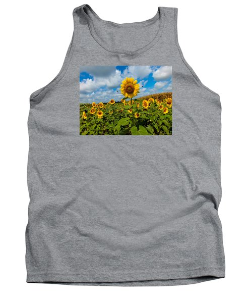 Summer At The Farm Tank Top
