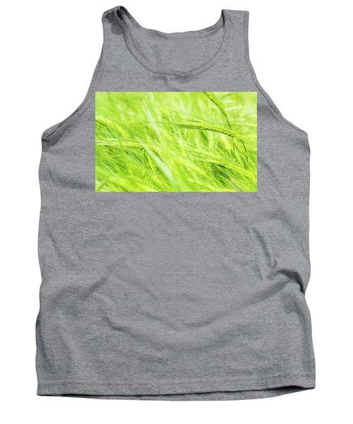 Summer Barley. Tank Top