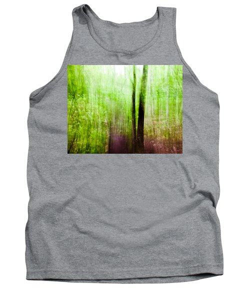 Summer Forest Tank Top
