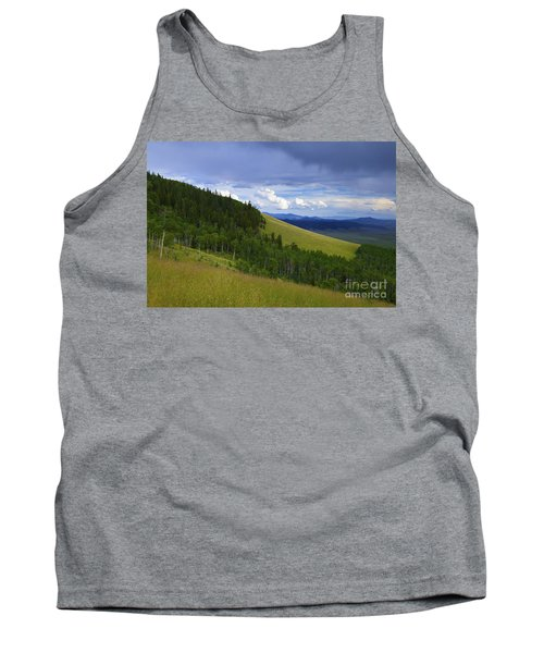 Summer On Kenosha Pass Tank Top