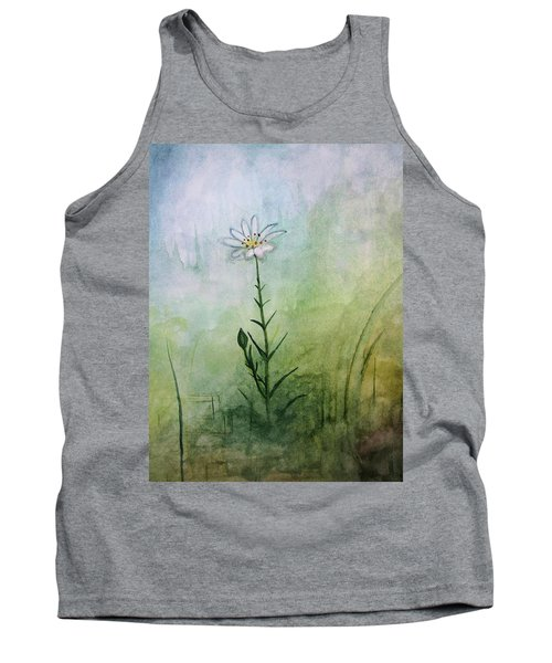 Summer Wildflower Tank Top