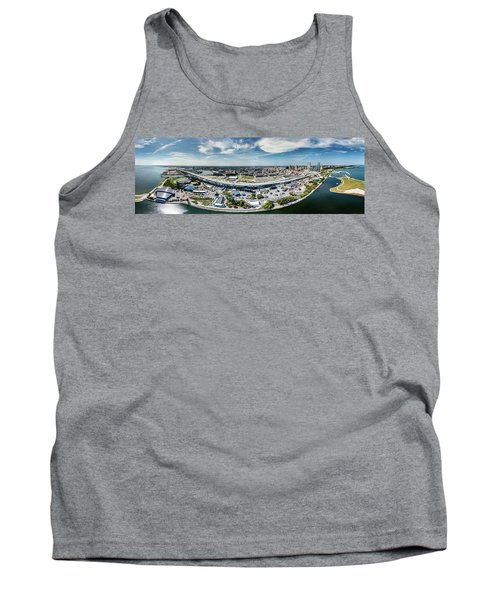 Summerfest Panorama Tank Top
