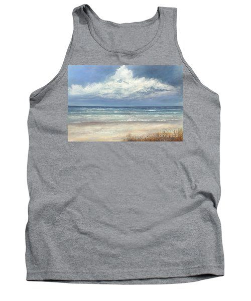 Summer's Day Tank Top by Valerie Travers
