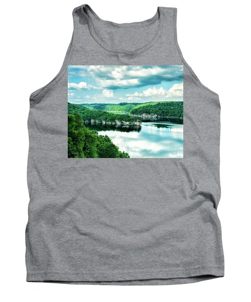 Summertime At Long Point Tank Top