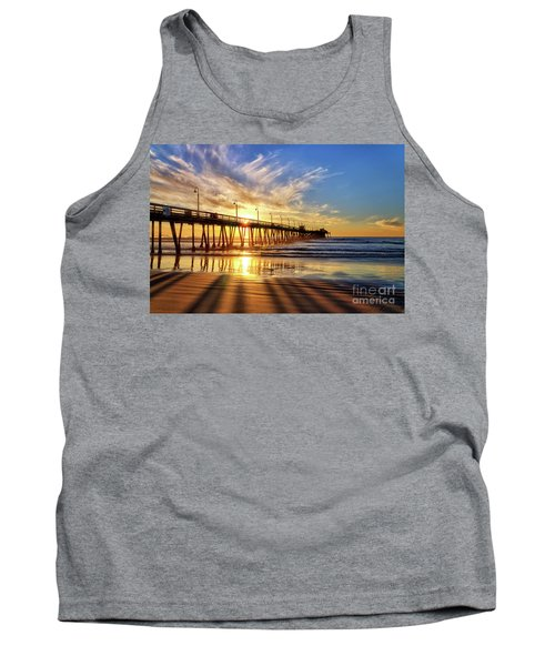 Sun And Shadows Tank Top