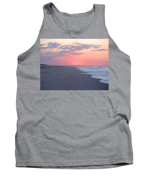 Tank Top featuring the photograph Sun Brightened Clouds by  Newwwman