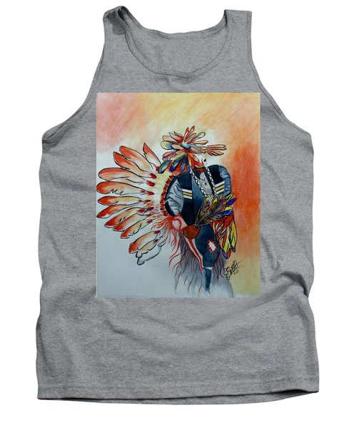 Sun Dancer Tank Top