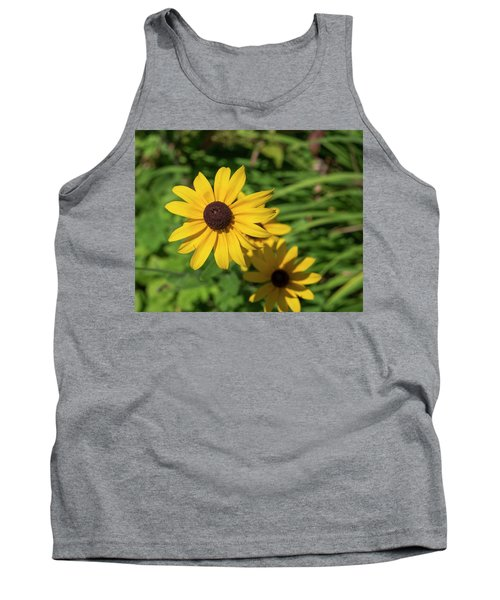 Sun Drenched Daisy Tank Top