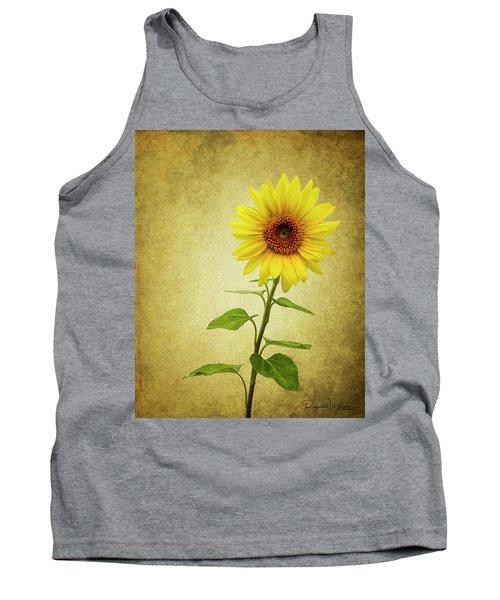 Sun Flower Tank Top