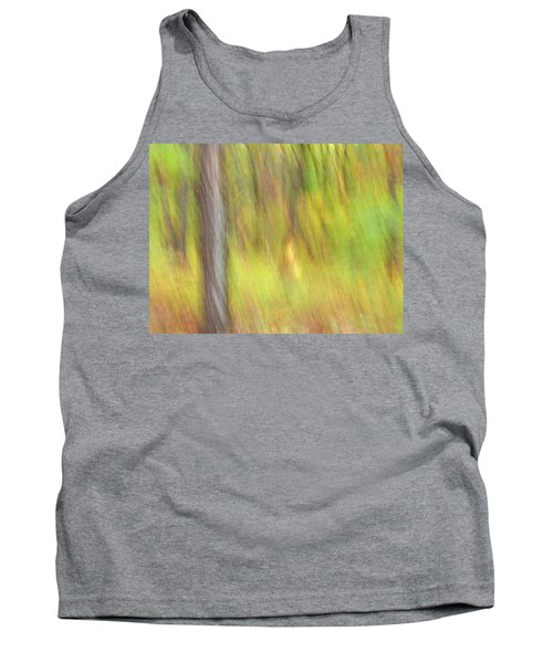 Sun Kissed Tree Tank Top by Bernhart Hochleitner