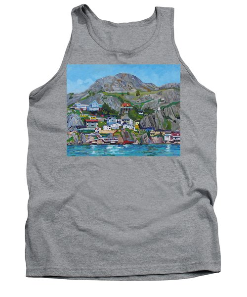 Sun Of The Battery Tank Top