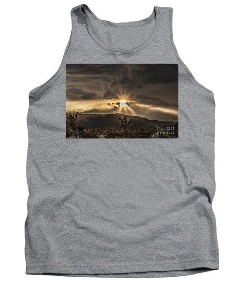 Sun Rays Tank Top