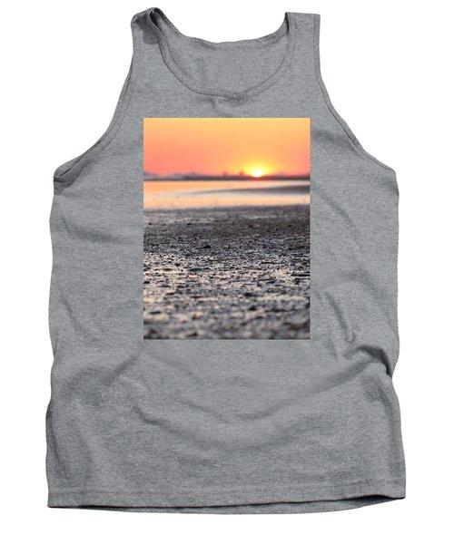 Sun, Sand, Sea Tank Top