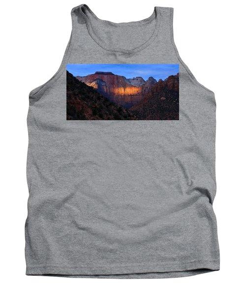 Sunbeam, Towers Of The Virgin, Zion Tank Top