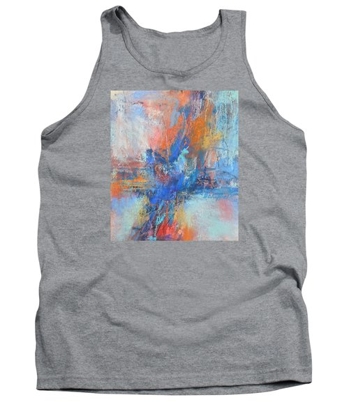 Sunburn Tank Top by Becky Chappell