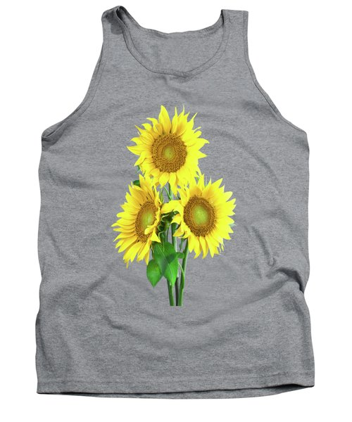 Sunflower Dreaming Tank Top