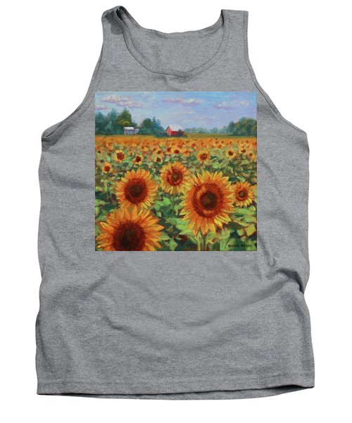 Sunflower Farm Tank Top