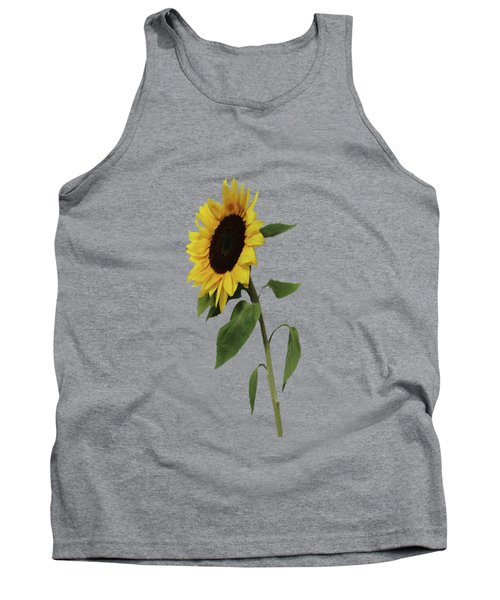 Sunflower Glow Tank Top