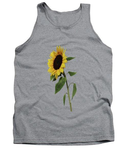 Sunflower Glow Tank Top