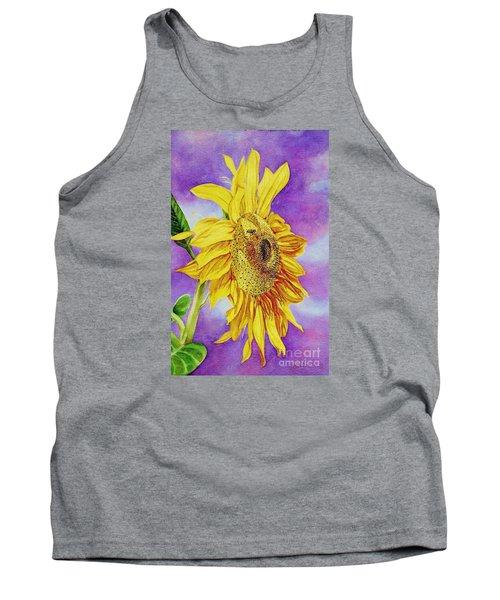 Sunflower Gold Tank Top