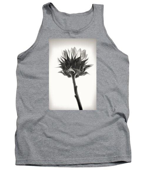Tank Top featuring the photograph Sunflower by John Hansen