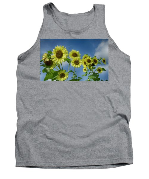 Sunflower Party Tank Top