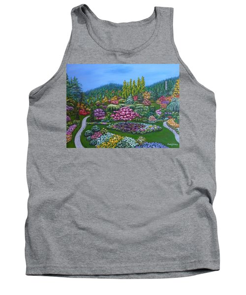 Sunken Garden Tank Top