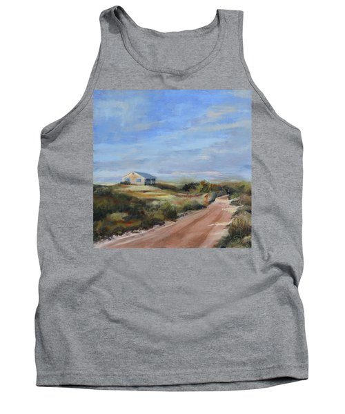 Sunlight's Coming Tank Top