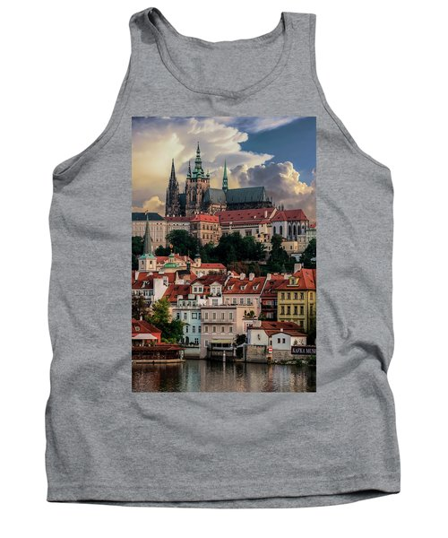 Sunny Afternoon In Prague Tank Top