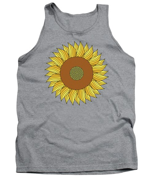 Sunny Day Tank Top by Absentis Designs
