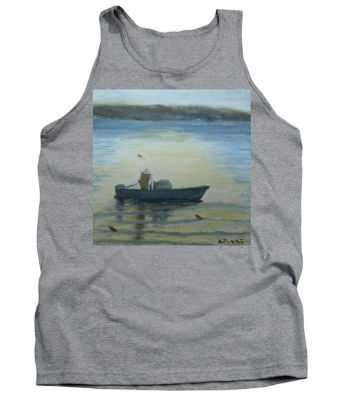 Sunny Morning And Lobster Tank Top