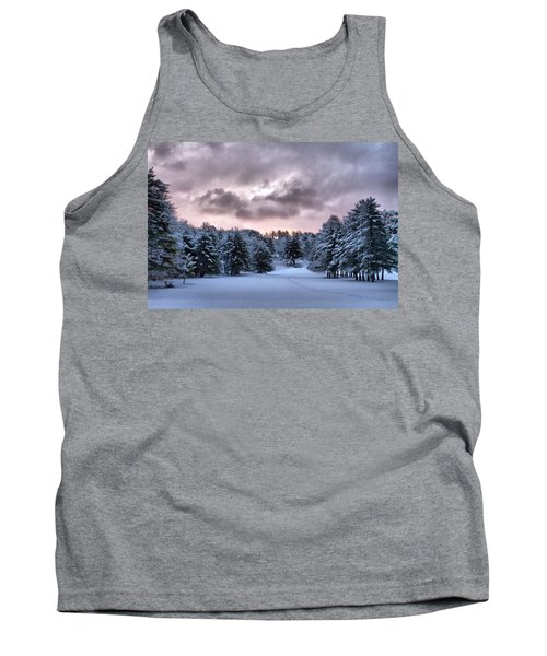 Sunrise After The Snow  Tank Top