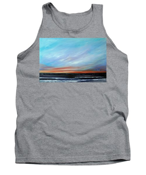 Sunrise And The Morning Star Eastern Shore Tank Top