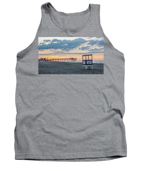Sunrise At 16th Street Ocean City New Jersey Tank Top