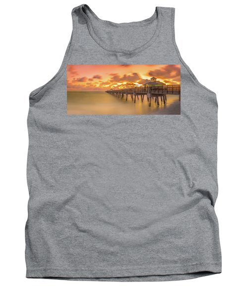 Sunrise At Juno Beach Tank Top