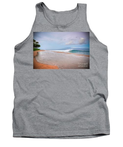 Tank Top featuring the photograph Sunrise Break by Kelly Wade
