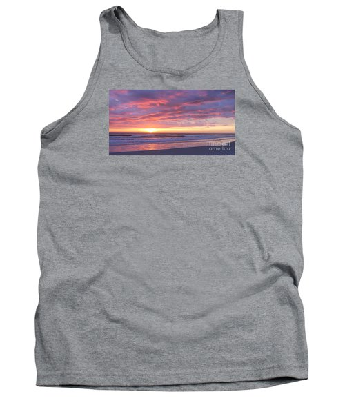 Sunrise Pinks Tank Top by LeeAnn Kendall